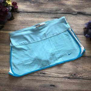 Nike Fit Dry tennis skirt skort sz small
